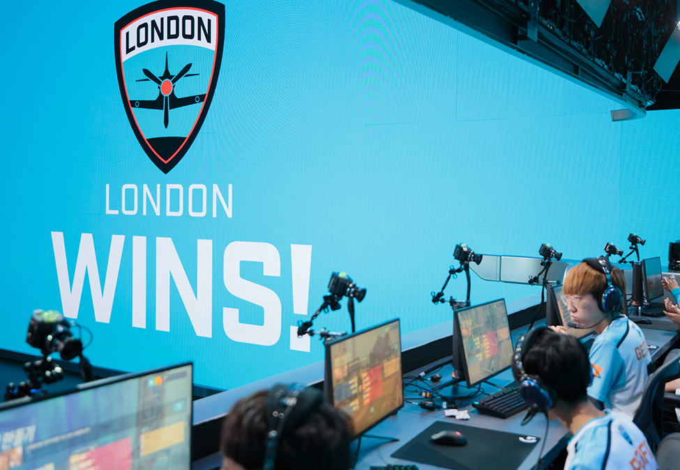 Cloud9 London Spitfire Guinevere Capital