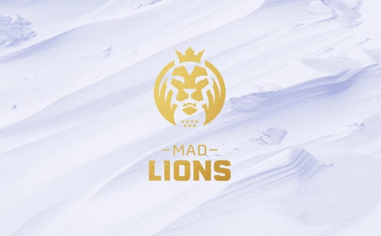 Kappa sign partnership with Mad Lions