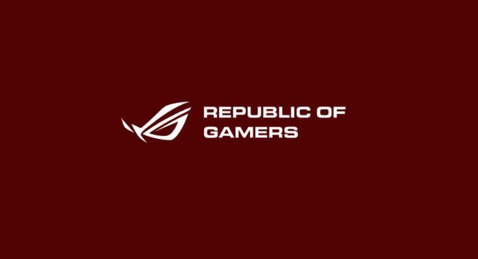 ASUS RoG announces partnership with Unity Technologies