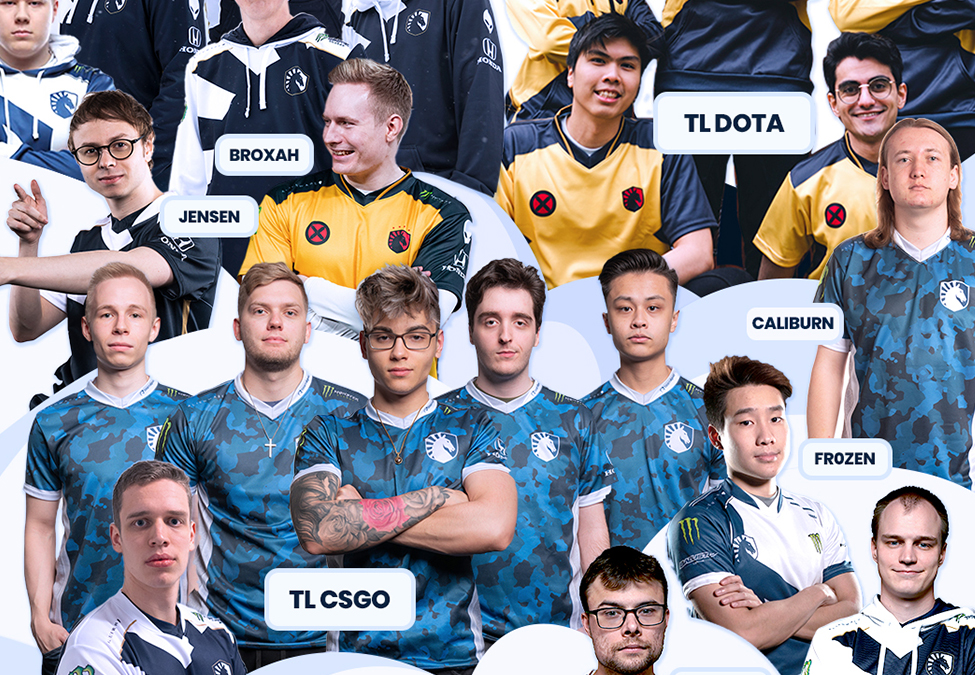 Team Liquid HUYA 2022