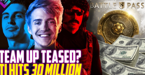 Ninja's Wife Teasing Team Up as TI Hits $30 Million?