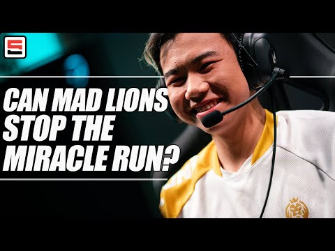 MAD Lions have a chance at worlds, but will the FC Schalke 04 miracle run stop them? | ESPN Esports