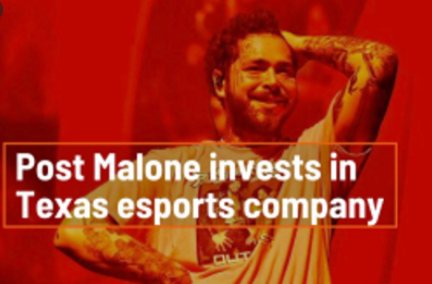 Post Malone All In On Esports
