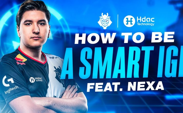 How to be a Smart Ingame Leader feat. Nexa | G2 x Hdac