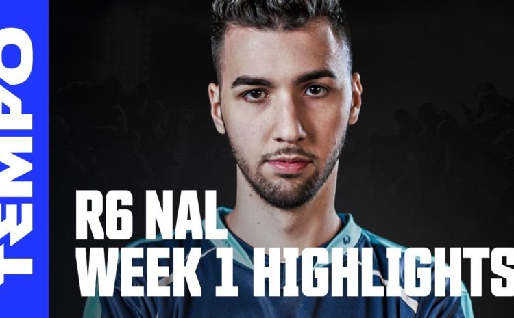 How We Beat Oxygen Esports | NAL Week 1 Highlights Breakdown with Tempo R6