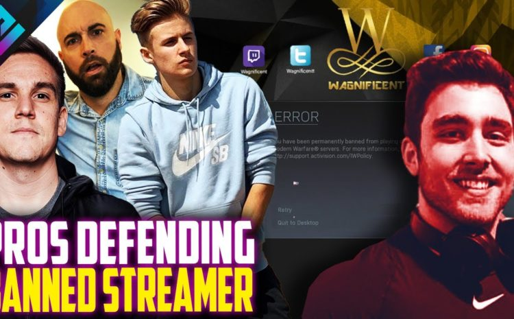 TRUSTED Warzone Streamer Banned LIVE on Twitch? Pros Back Him Up