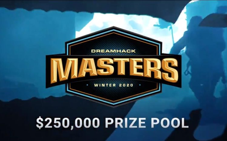 DreamHack Announces Masters Winter with $250,000 Prize Pool