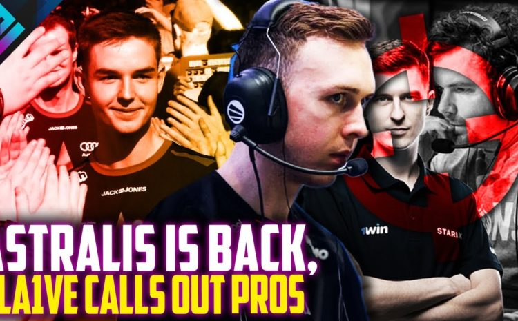 Astralis ARE BACK, Gla1ve Calls Out Pros, Liquid PashaBiceps Returns