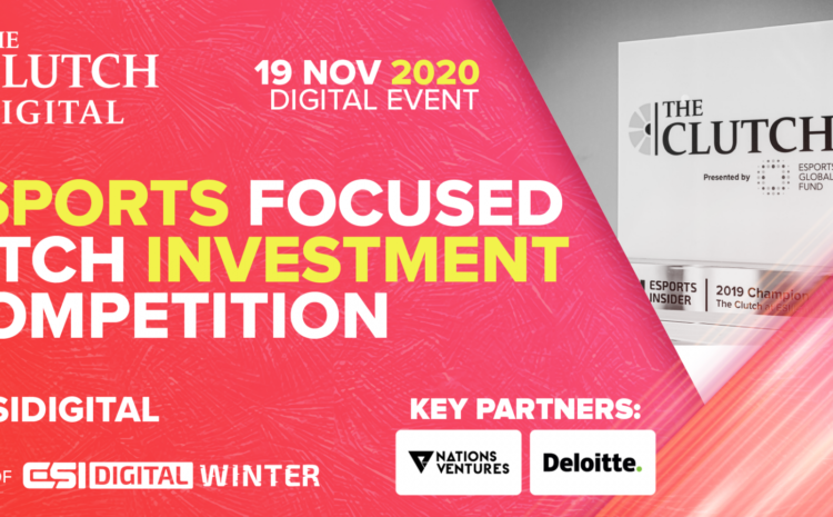 ESI Digital Winter's The Clutch Digital welcomes Deloitte and Nations Ventures as key partners