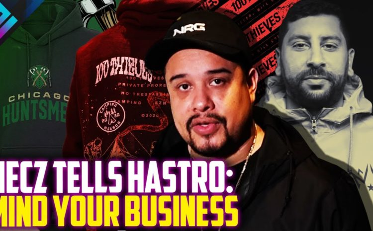 """OpTic HECZ Defends Nadeshot on Hoodie Selling Orgs """"MIND YOUR BUSINESS"""""""