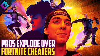 The Clix Clip Accusation, 100 Thieves IN FORTNITE