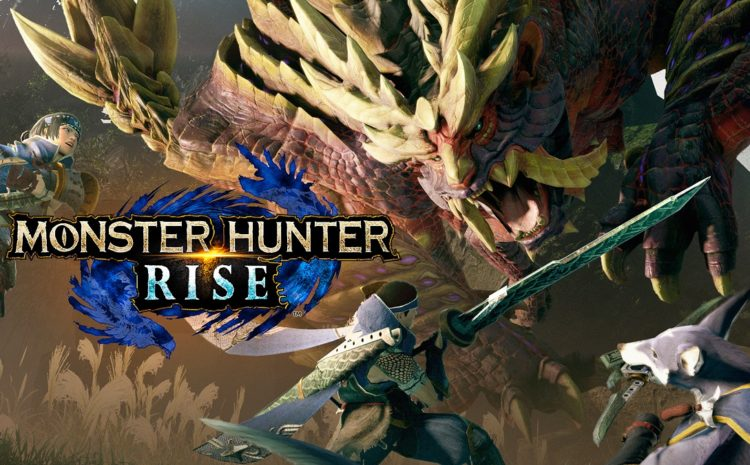 Monster Hunter Rise coming to PC in 2022