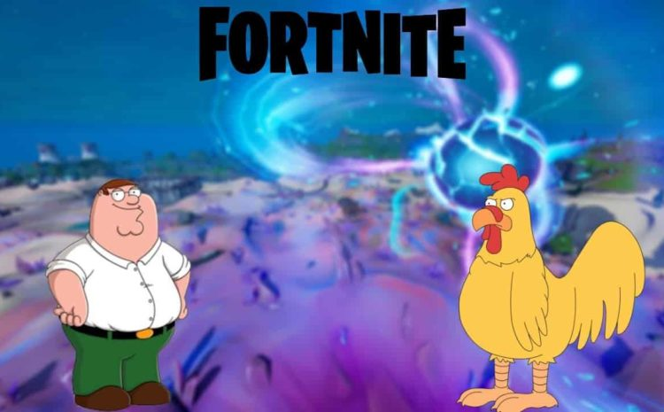 Fortnite x Family Guy Collaboration Coming Soon?