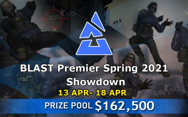 BLAST Spring Showdown team list is now complete