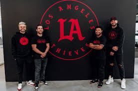 FaZe Clan Leaving LA Just Like 100 Thieves