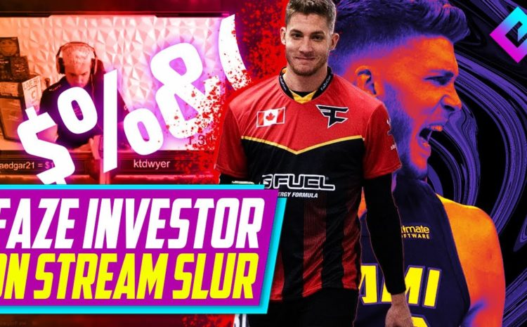 FaZe Investor Meyers Leonard Uses Slur While Streaming Warzone