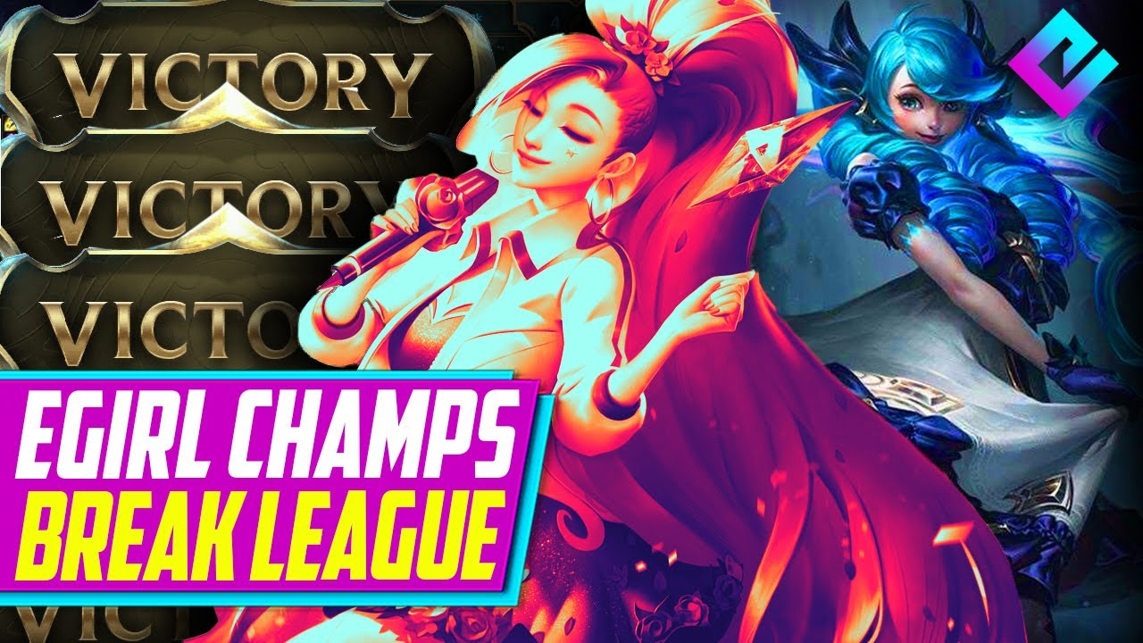 Why Is EVERY New League Champion BROKEN?