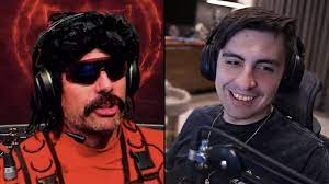 Dr Disrespect Caught Watching Twitch and Has a Response
